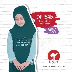 Kaos keluarga muslim Dhikr clothes 2015 DF 54 B